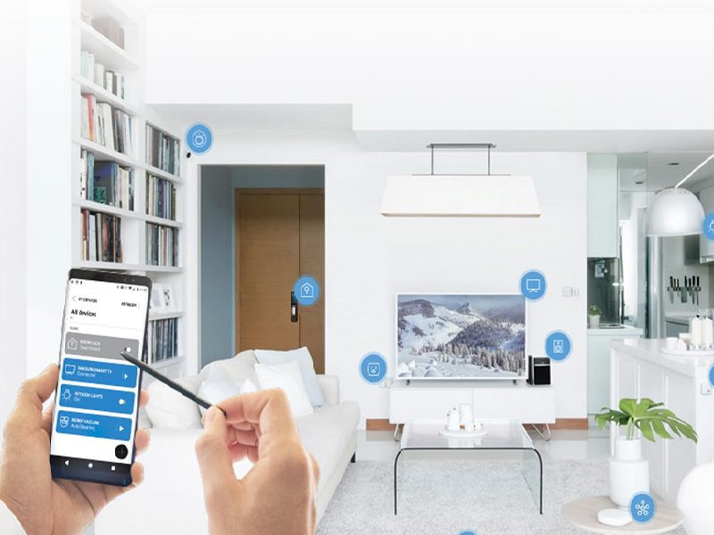 A smart home for technology lovers